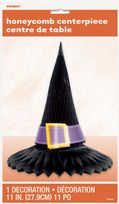 Witch Hat Honeycomb Centrepiece